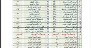 عروض جمعية الرابية التعاونية الكويت 23/2/2020