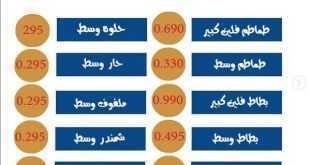 عروض جمعية ضاحية الشهداء التعاونية 10/2/2020
