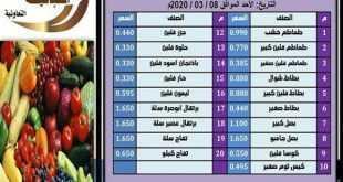 عروض جمعية الصباحية التعاونية الكويت 8/3/2020