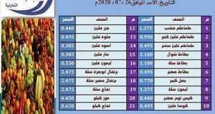 عروض جمعية الصباحية التعاونية الكويت الأحد 25/7/2020