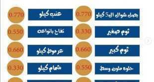 عروض جمعية ضاحية الشهداء التعاونية الكويت الاثنين 17/8/2020