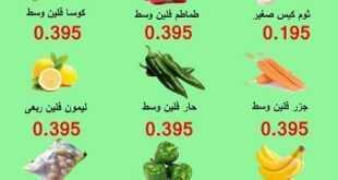 عروض جمعية الأحمدي التعاونية الكويت الاثنين 24/8/2020